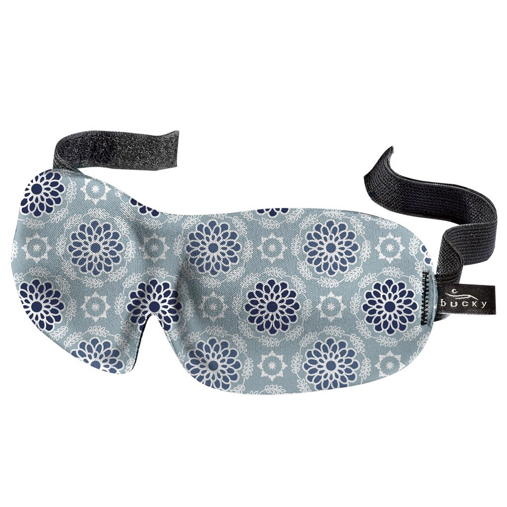 Bucky 40 Blinks Starling Blue Mandela Sleep Mask