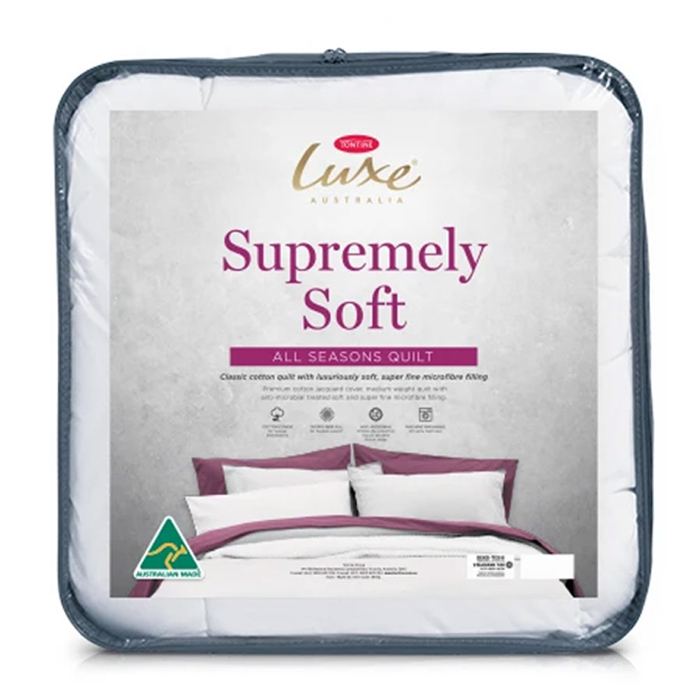 Tontine Luxe Supremely Soft All Seasons Quilt