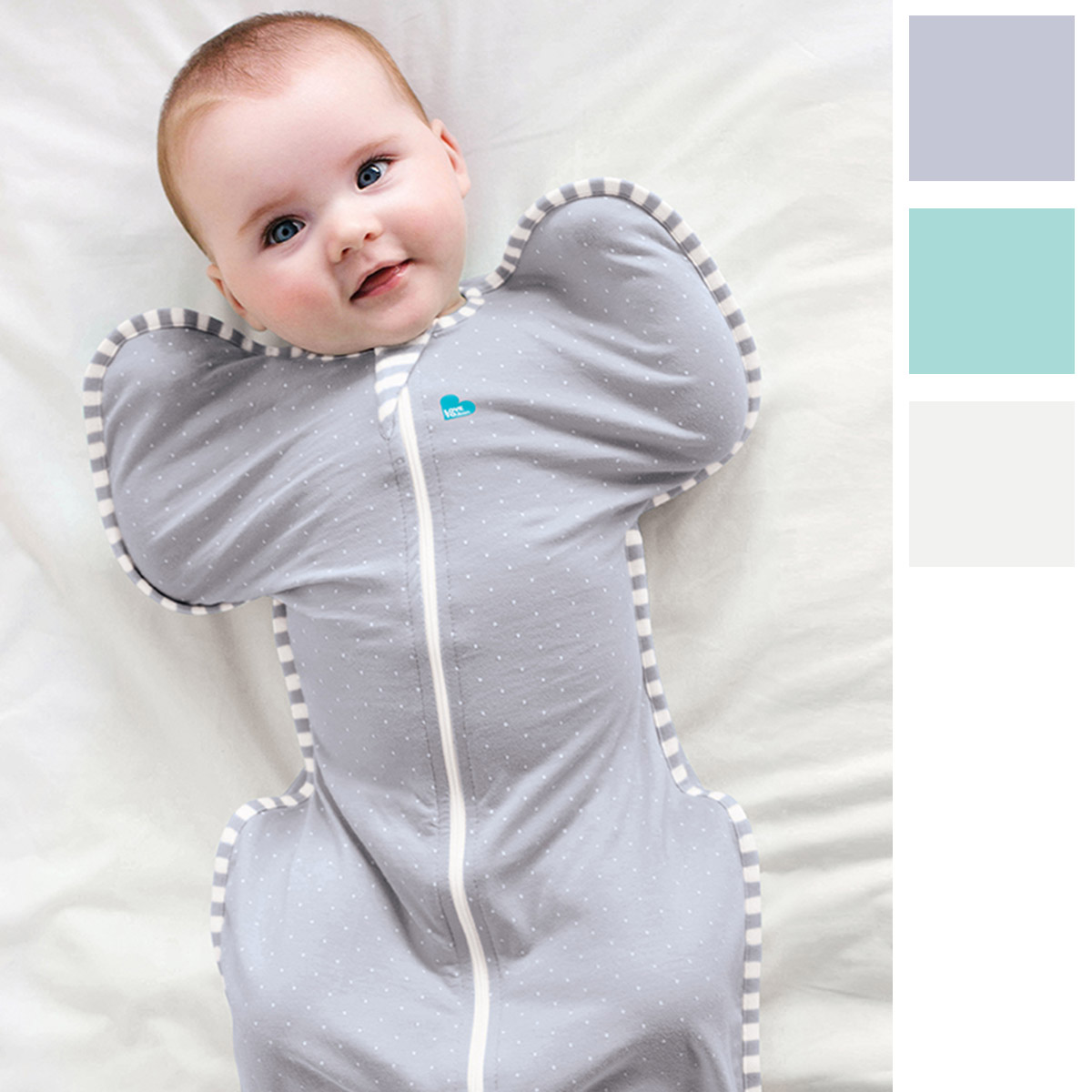 Love to Dream Swaddle Up Summer Lite 0.2 Tog