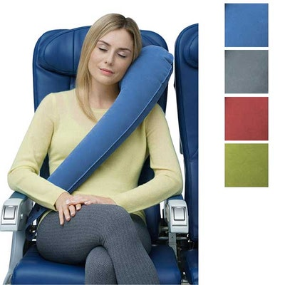 Travelrest Utimate Inflatable Travel Pillow Swatch