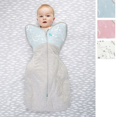 Love to Dream Swaddle Up Winter Warm Swatch