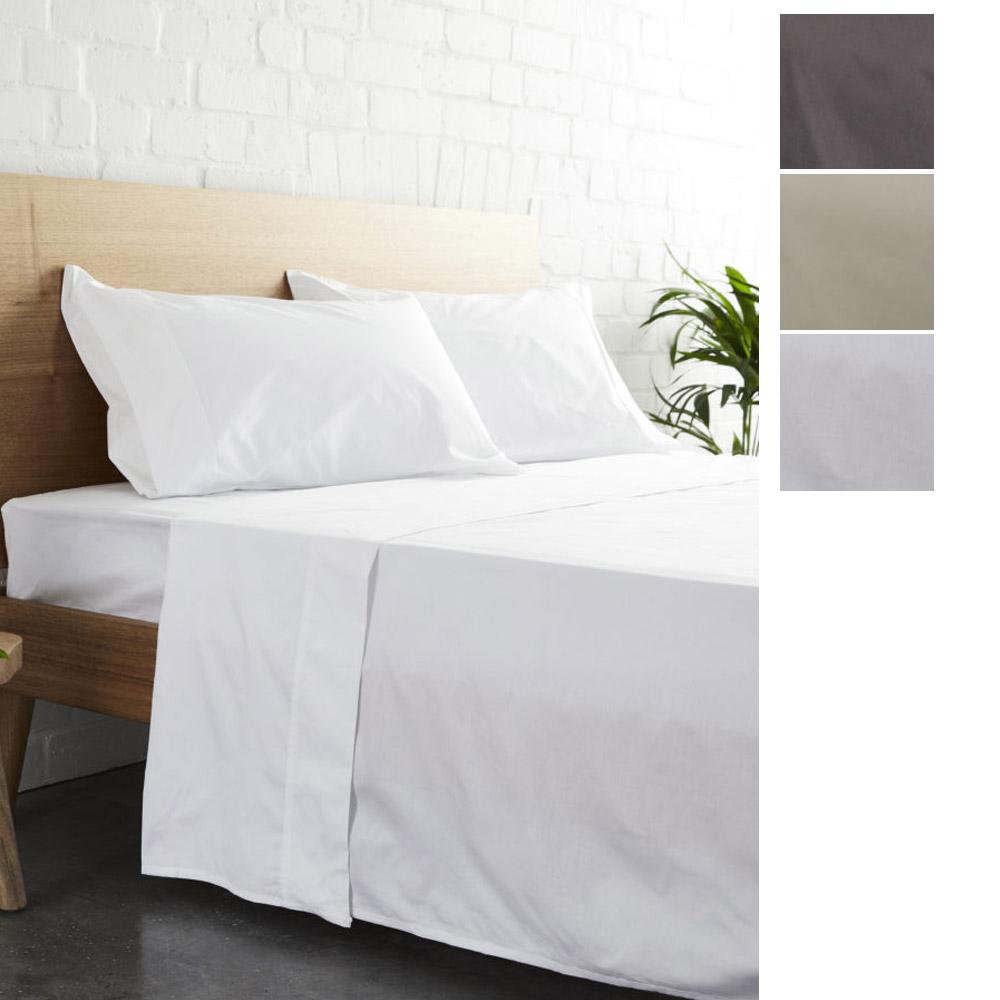 Jamie Durie by Ardor Bamboo Cotton Sheet Set
