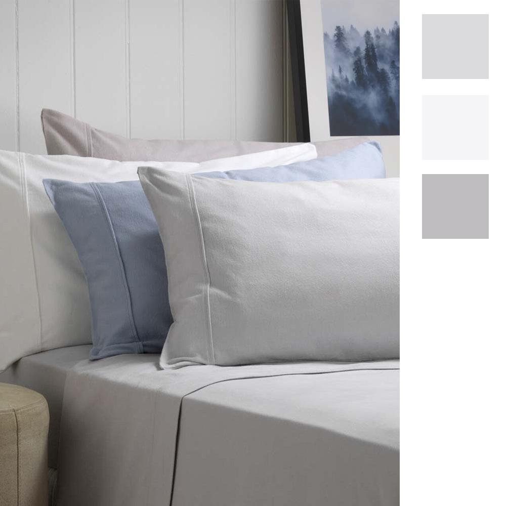 Bianca Fletcher Flannelette Cotton Sheet Set