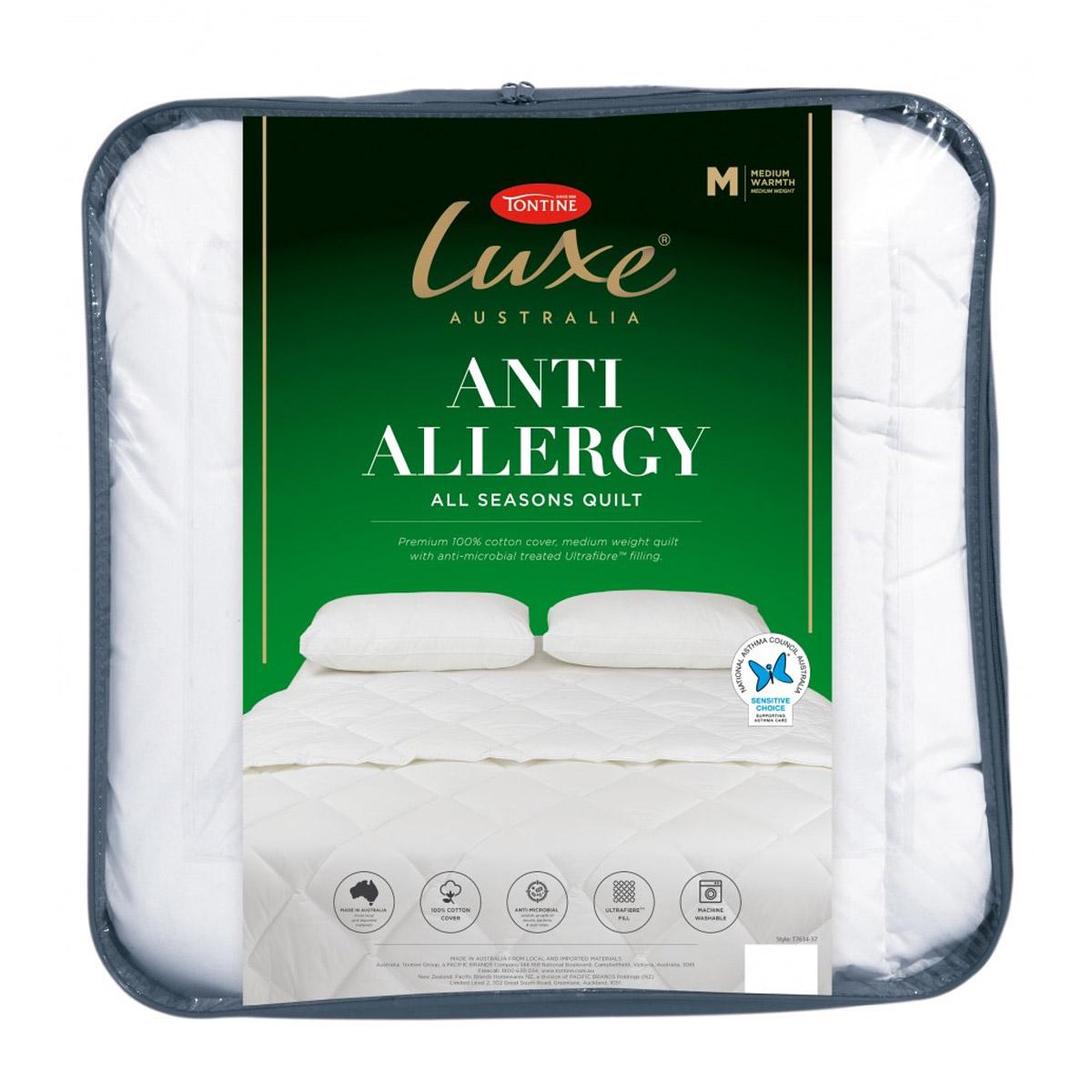 Tontine Dry Sleep Waterproof Pillow Protector 48 x 73 Free Shipping!