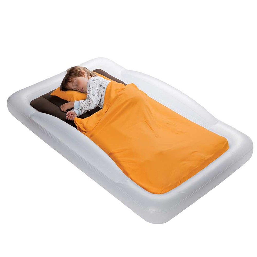 The Shrunks Indoor Toddler Travel Bed with Electric Pump
