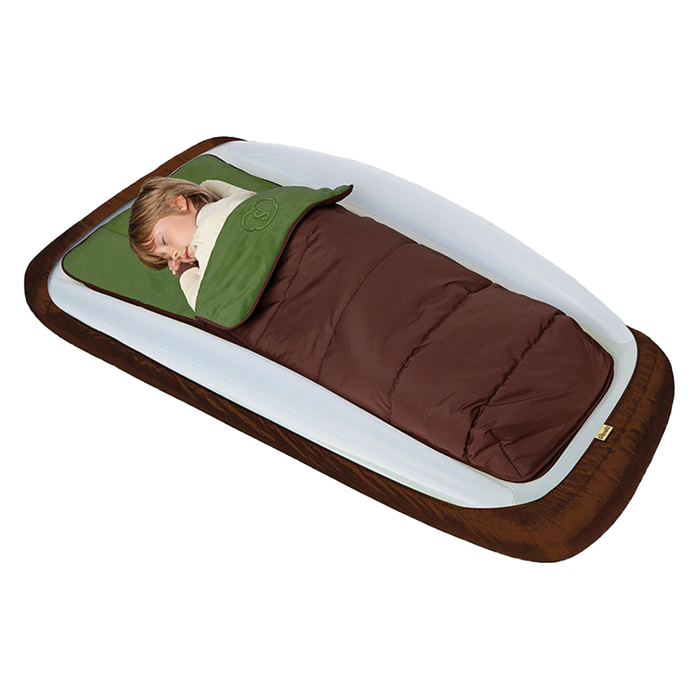 The Shrunks Outdoor Toddler Travel Bed Bundle