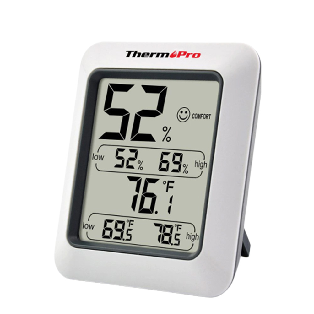 ThermoPro Digtal Thermometer and Humidity Level Hygrometer