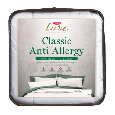 Tontine Luxe Classic Anti-Allergy Mattress Protector