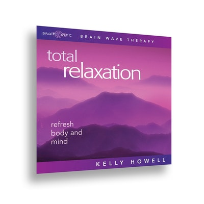 Brain Sync Total Relaxation CD