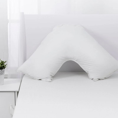Down Alternative Microfibre V Shape Pillow