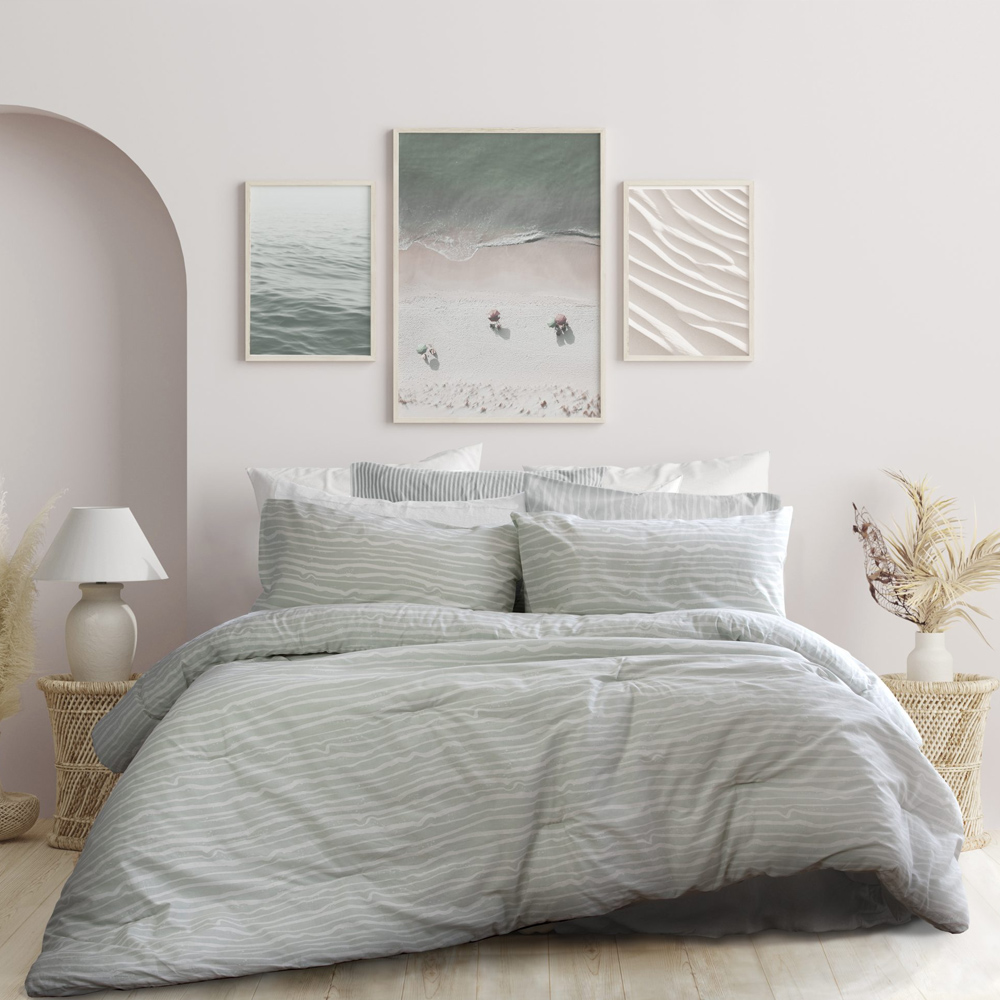 Ardor Boudoir Waves Comforter Set