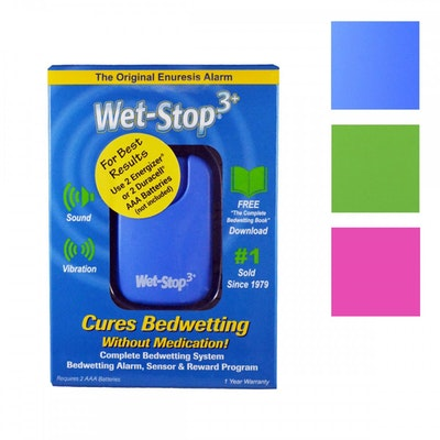 PottyMD Wet Stop 3+ Bedwetting Alarm Swatches