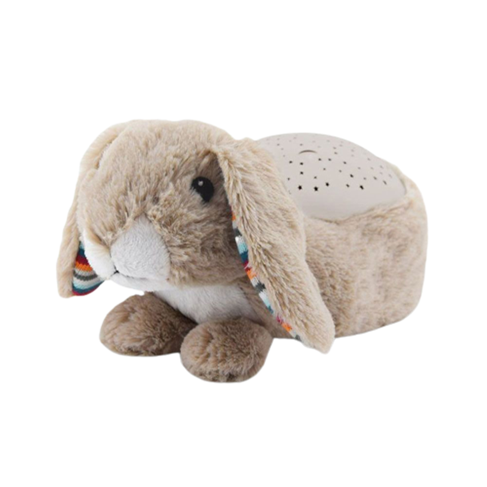 Zazu Ruby the Minilop Rabbit Star Projector with Soothing Melodies